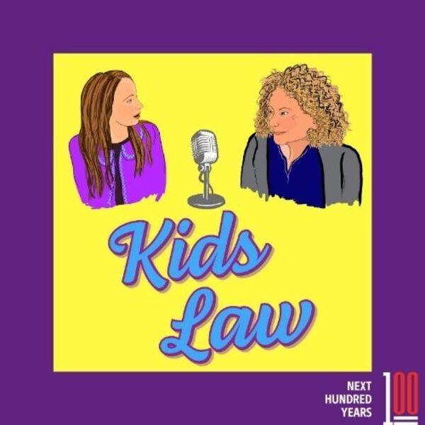 Kids Law Podcast Artwork Image
