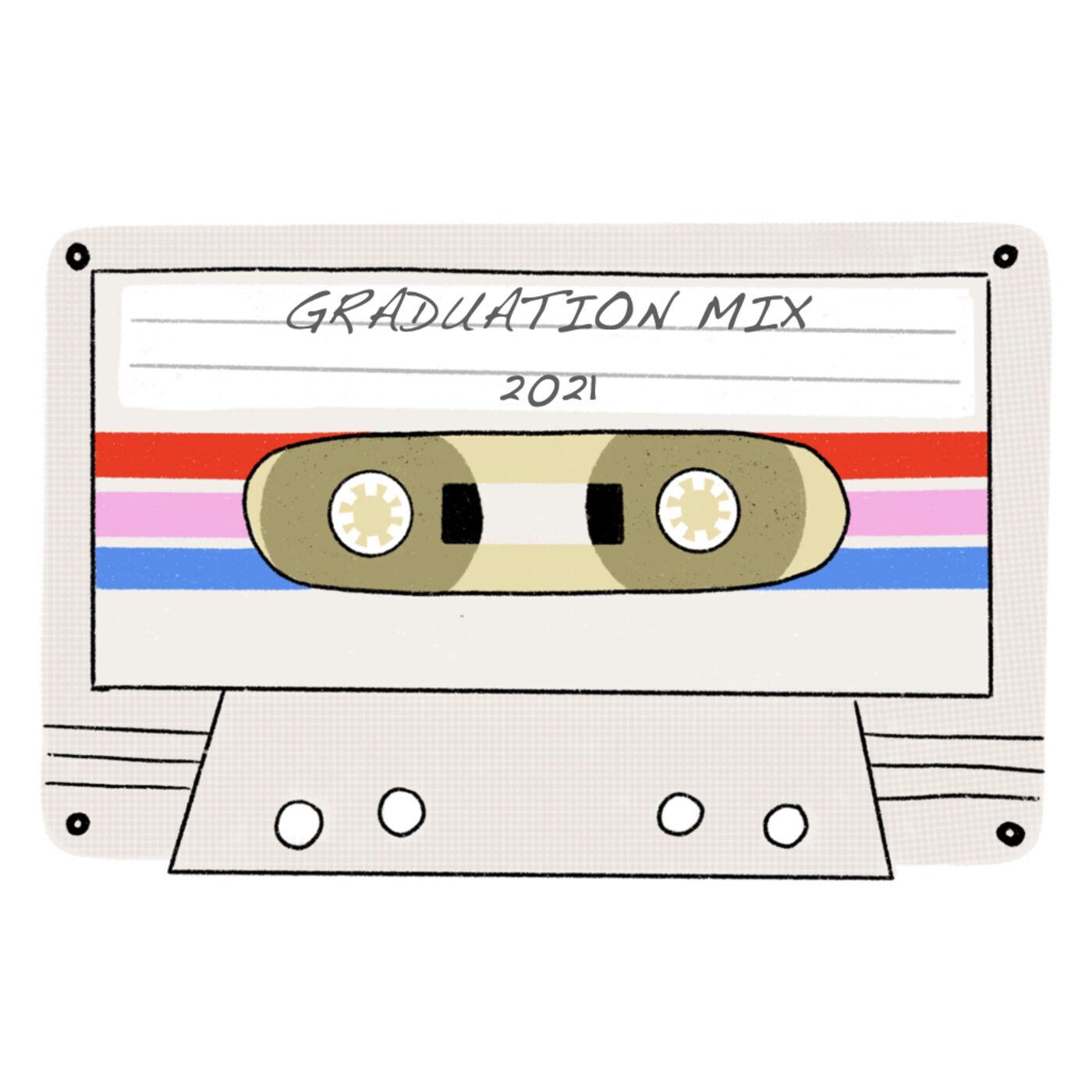 Mix Tape #8 - Graduation