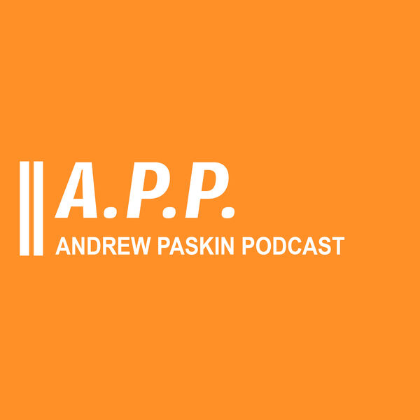 The Andrew Paskin Podcast Podcast Artwork Image