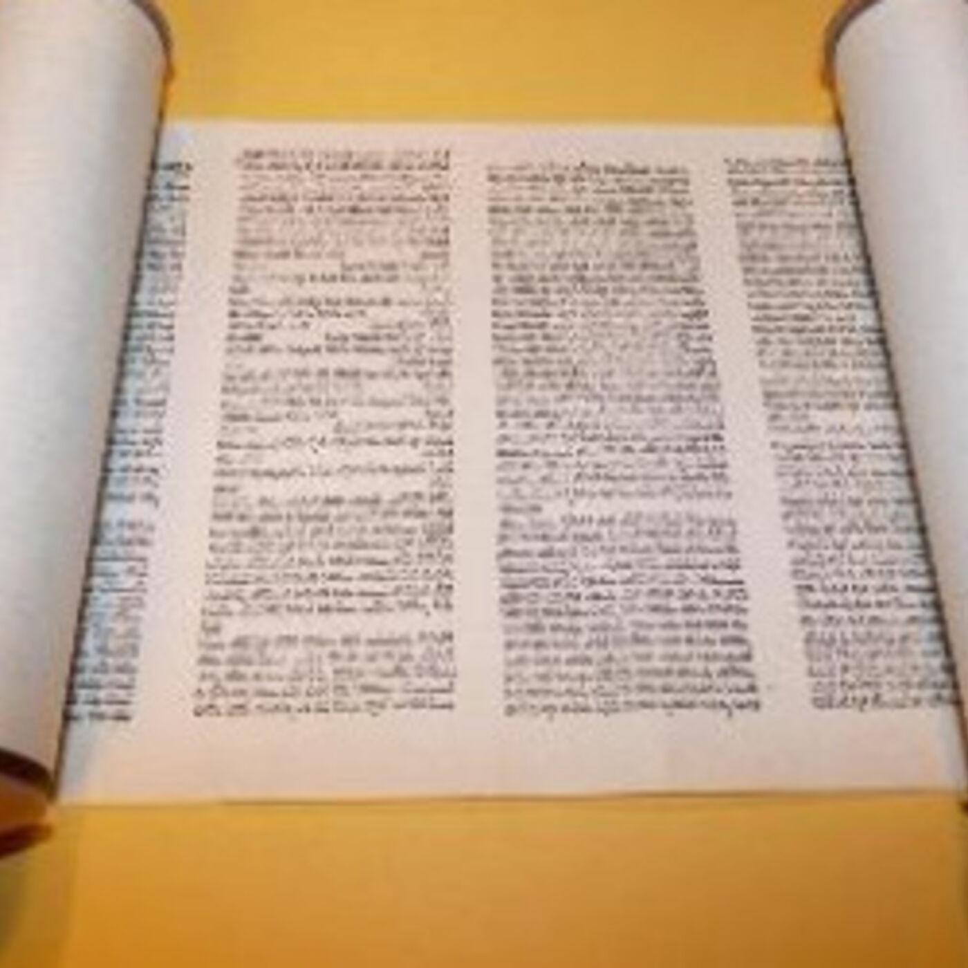 Parashat Mishpatim (bepalingen-rechtsregels-verordeningen-de (andere) wetten)