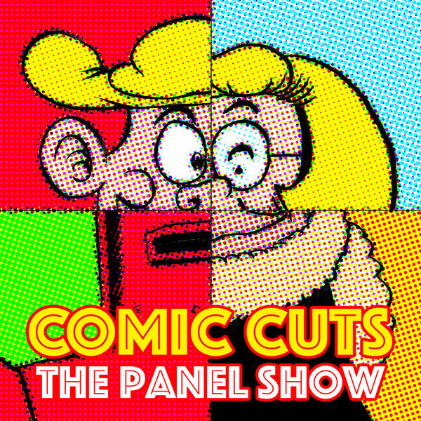 Comic Cuts - The Panel Show Podcast Artwork Image
