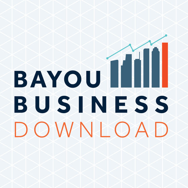 Bayou Business Download Podcast Artwork Image