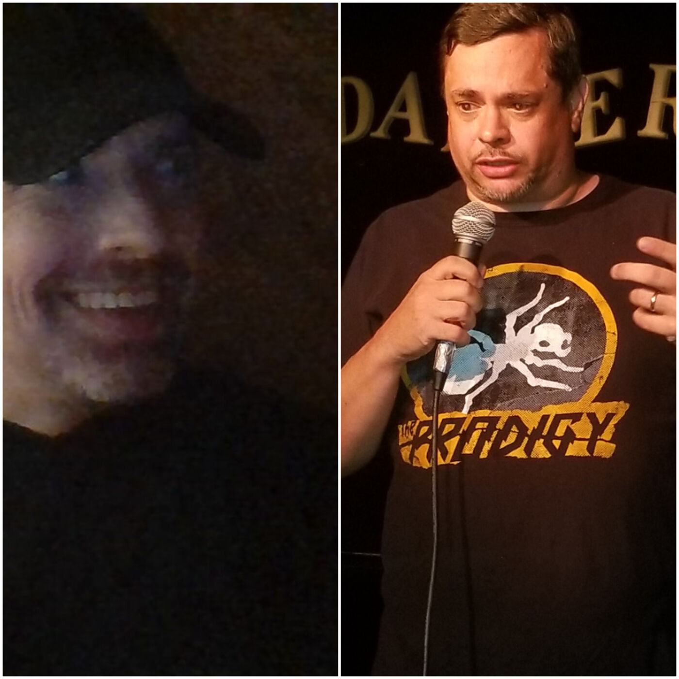 Koppen With Comic (Stand-up Comedian No Filter Paul)
