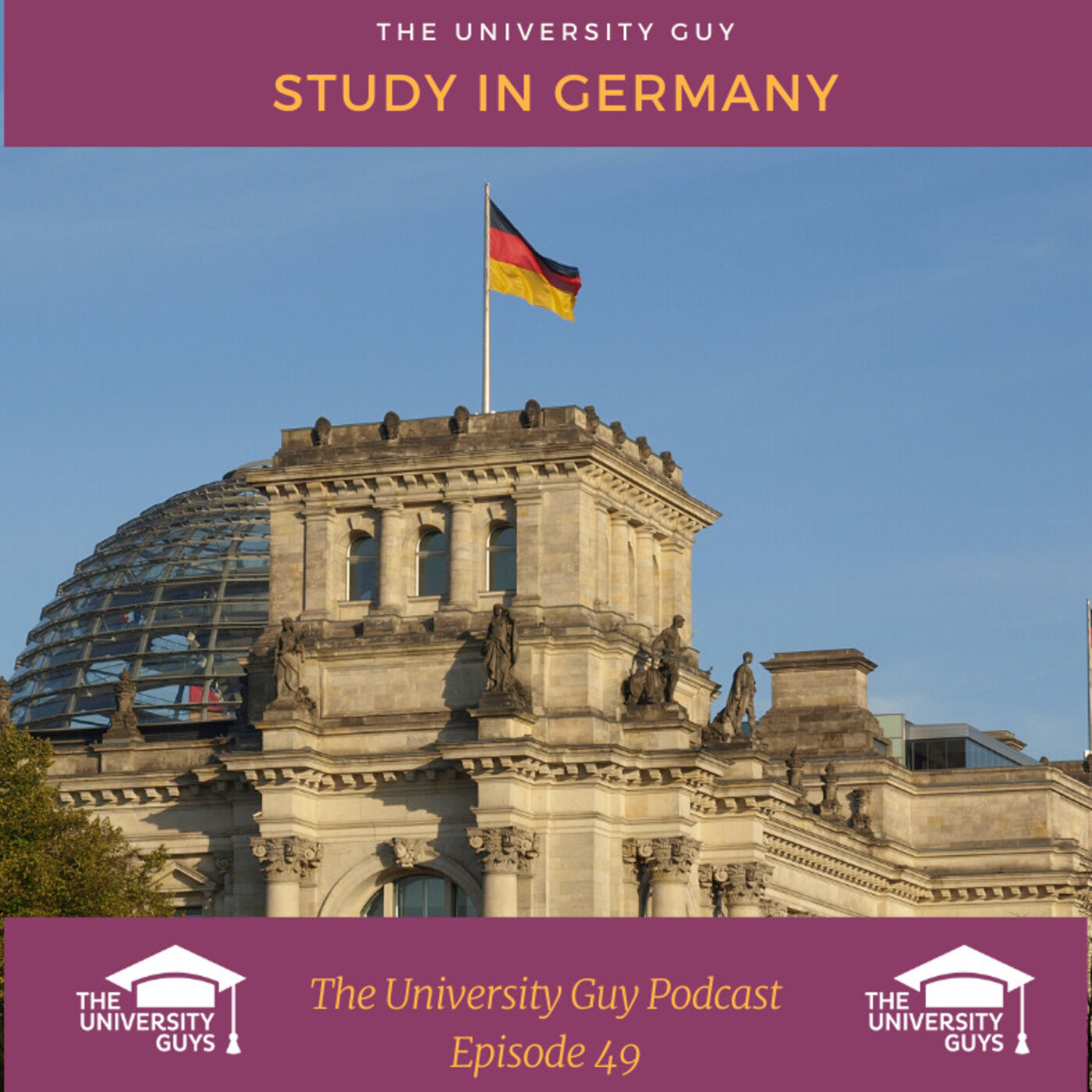 Episode 49: Study in Germany
