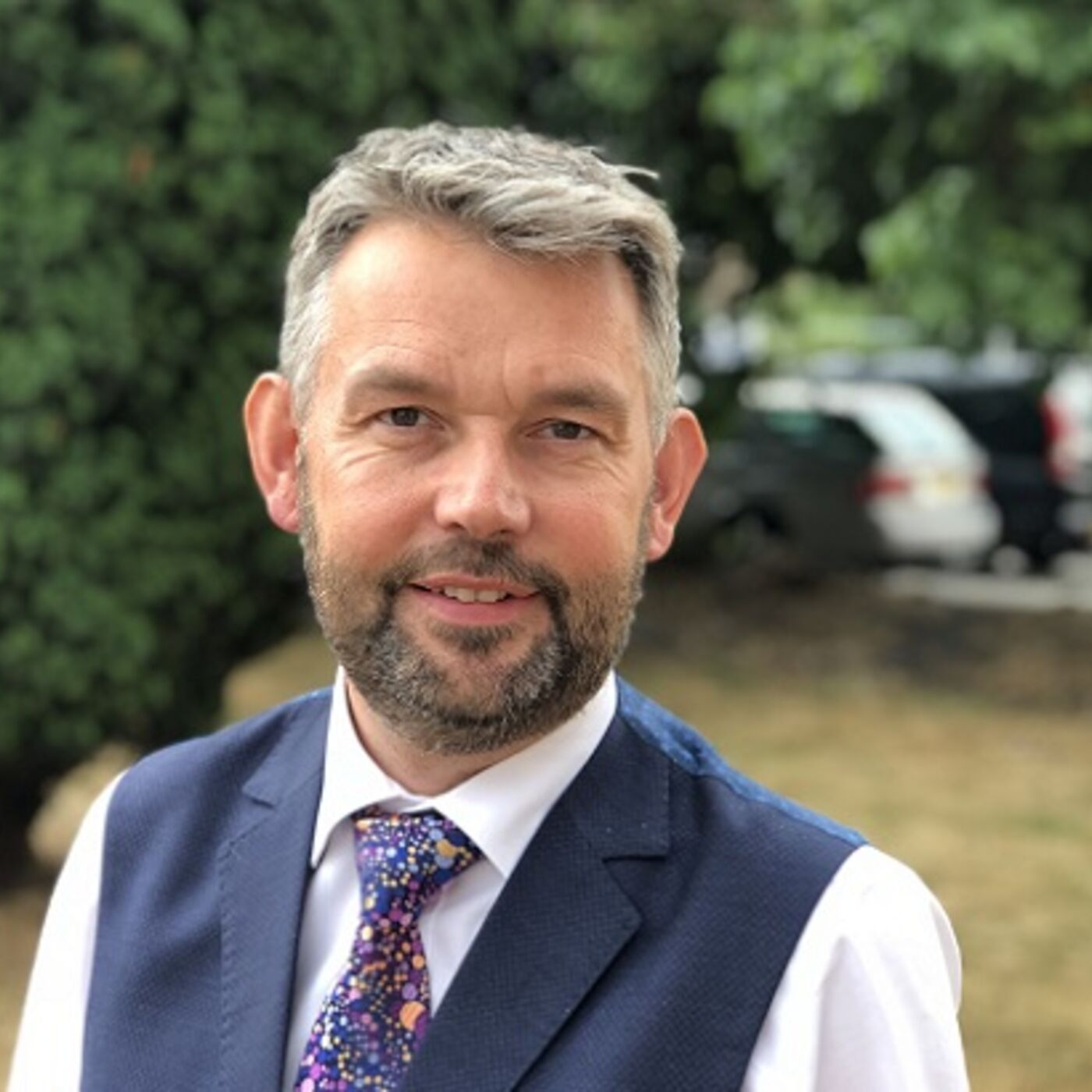 Caring for ourselves whilst coping with loss with Dr Jonathan Griffiths