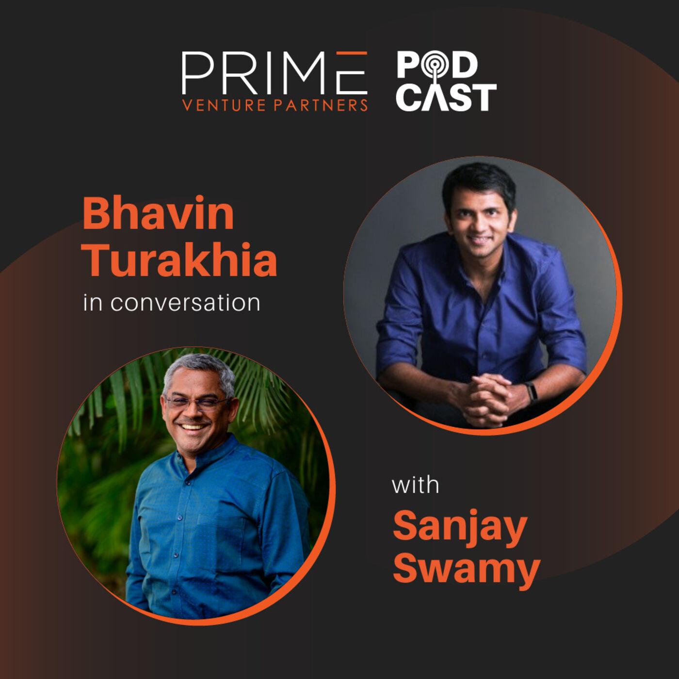 #51 A Serial Entrepreneur's Framework for Building Large SaaS Businesses with Bhavin Turakhia