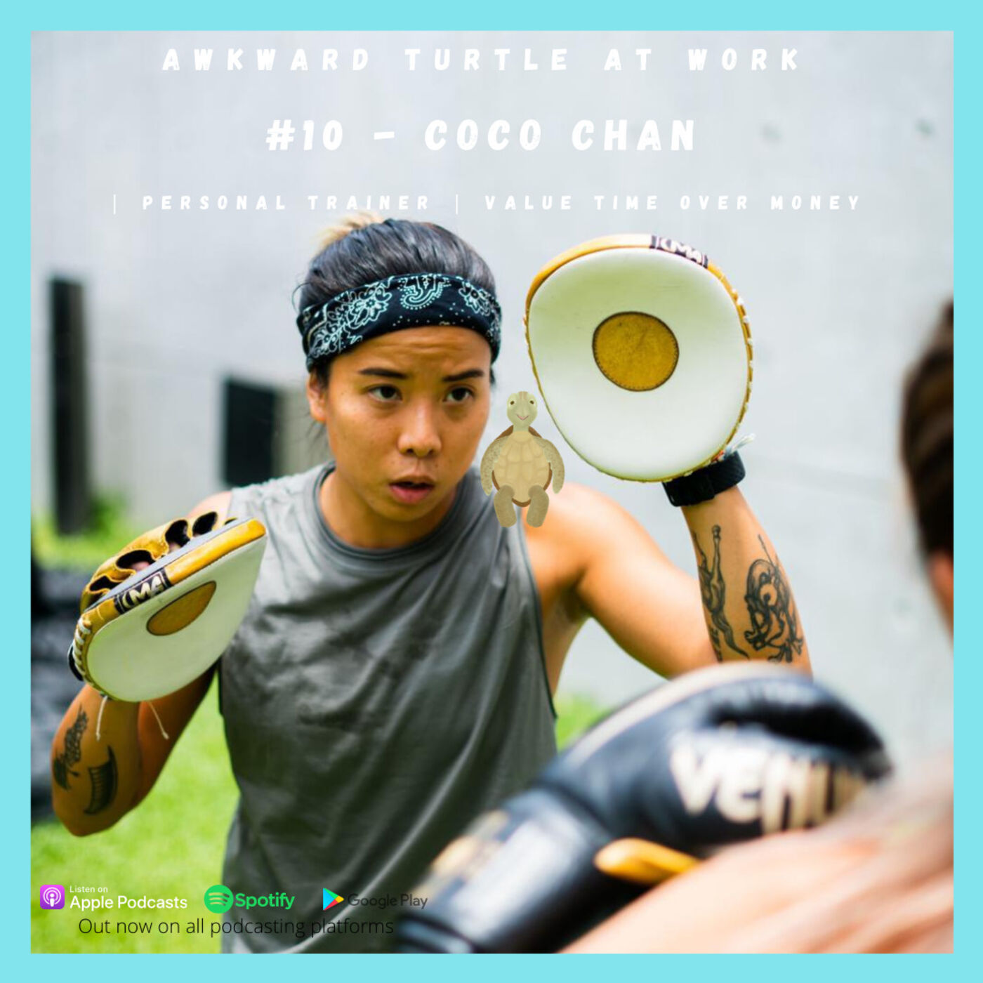#10 - Coco Chan | Personal Trainer | Value time over money