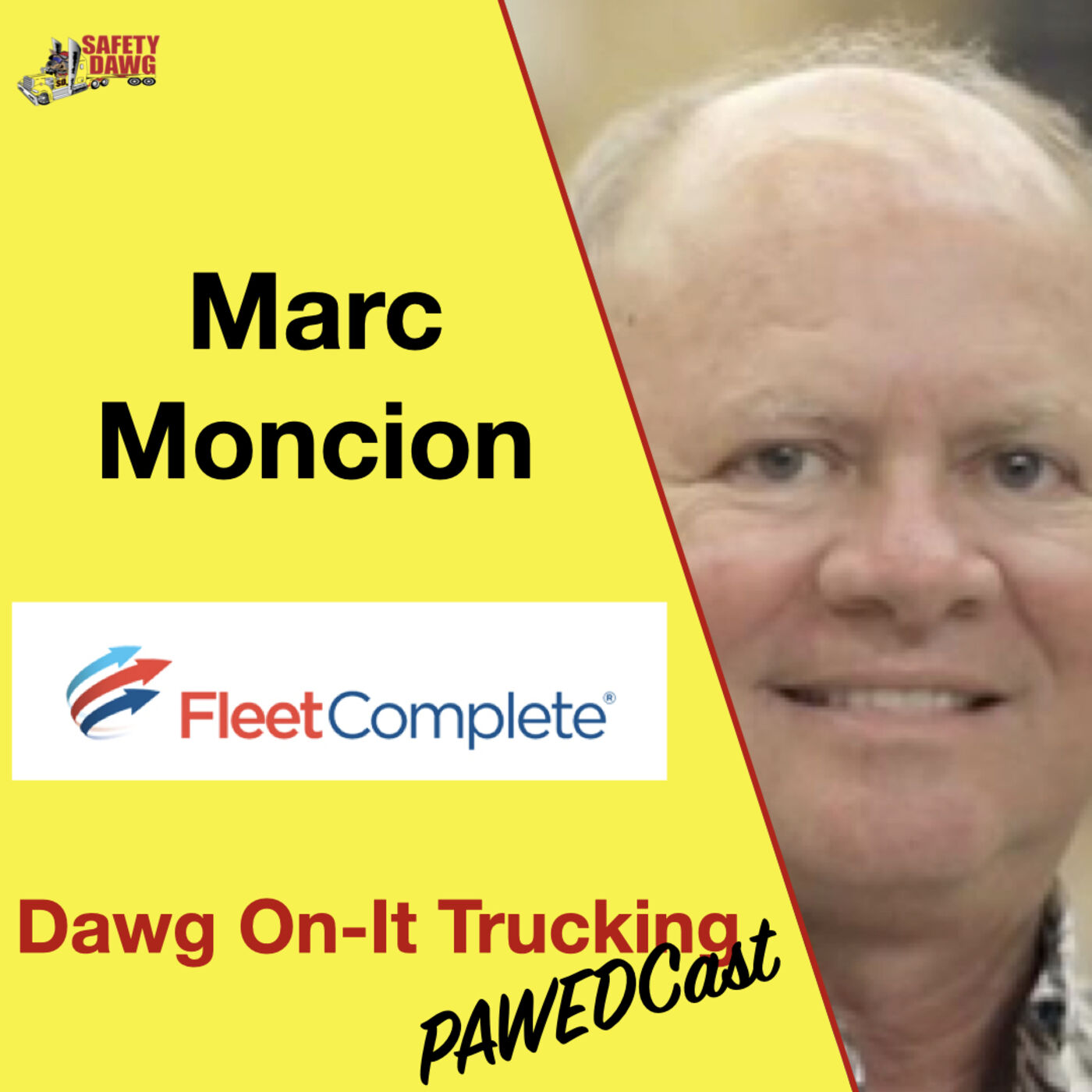 22. Marc Moncion, FleetComplete; Talking Electronic Logging Devices (ELDs) Are They Coming To Canada