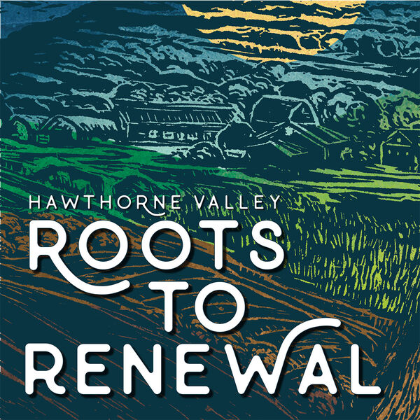 Roots to Renewal Podcast Artwork Image