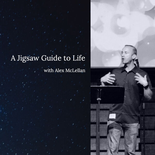 A Jigsaw Guide to Life with Alex McLellan Podcast Artwork Image