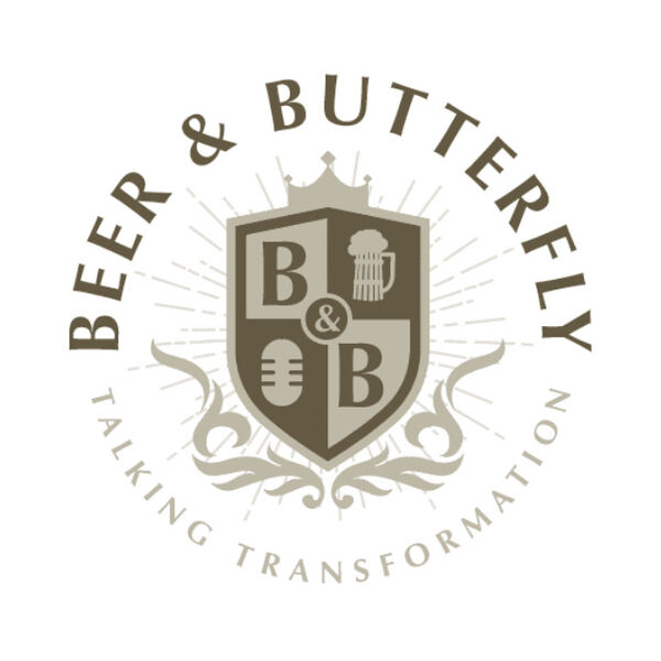 Beer & Butterfly Podcast Artwork Image