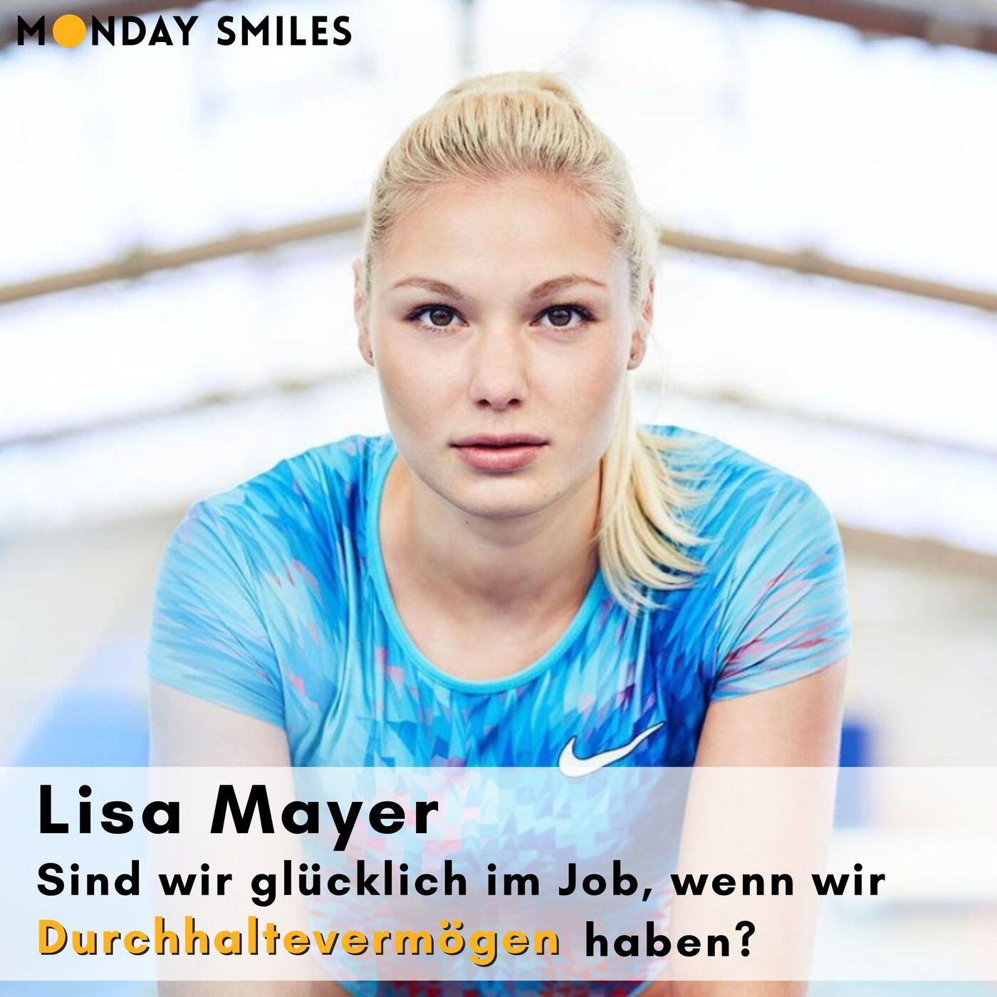 20 - Lisa Mayer: Sind wir glücklich bei der Arbeit, wenn wir Durchhaltevermögen haben?