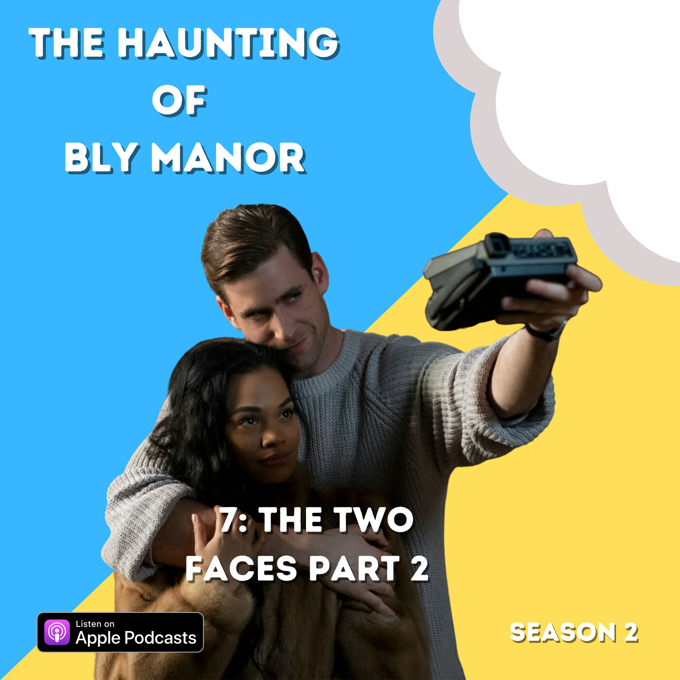 The Haunting of Bly Manor 7: The Two Faces Part 2