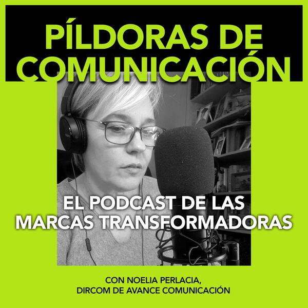Píldoras de Comunicación Podcast Artwork Image