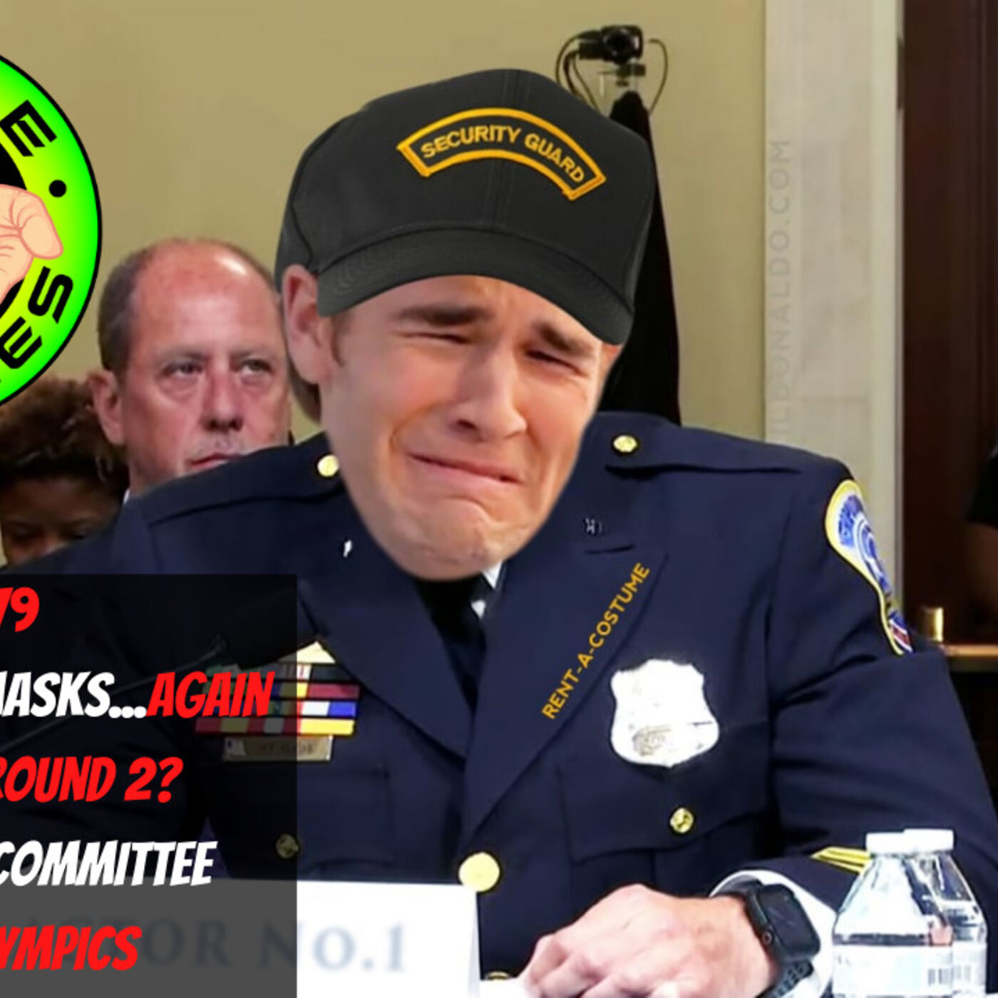 WS#79 CDC Mandates Masks...Again, Lockdown Round 2? January 6th Committee Crying Olympics