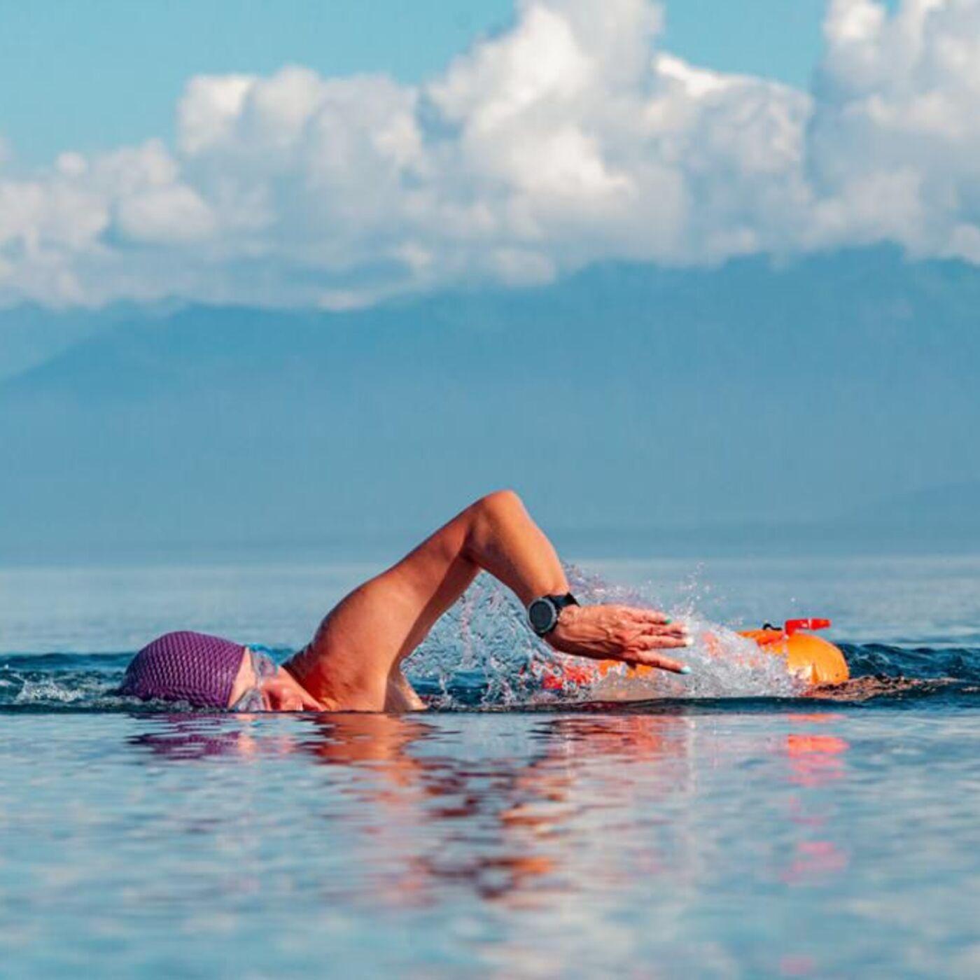 Natalia Tchouitch's Marathon Swim Story