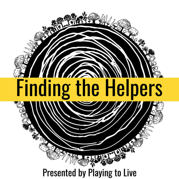 Finding the Helpers Podcast Artwork Image