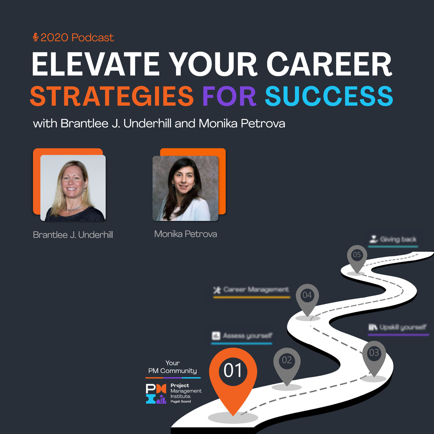 Elevate Your Career-Strategies for Success with Brantlee J Underhill and Monika Petrova