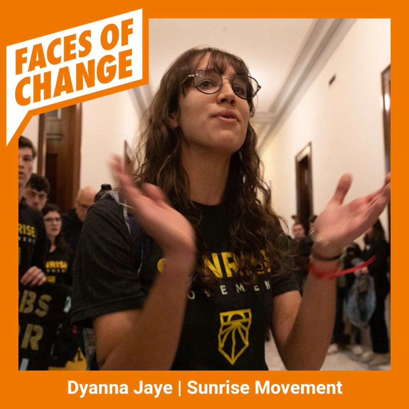 Dyanna Jaye --- Sunrise Movement, United States