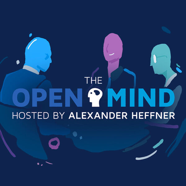 The Open Mind, Hosted by Alexander Heffner Podcast Artwork Image