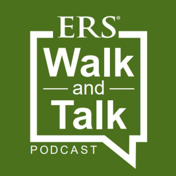 ERS Walk & Talk Podcast  Podcast Artwork Image