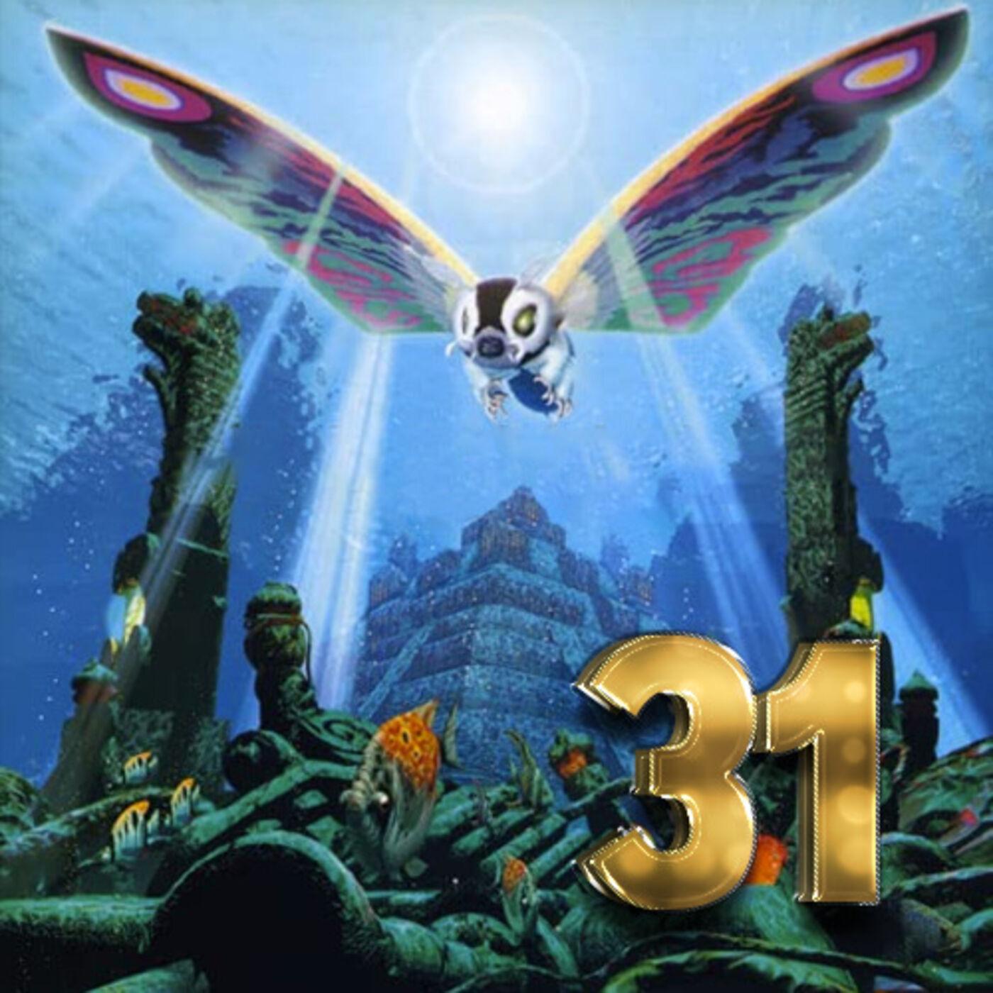 Ep 31 - Alright, I Guess! (Rebirth of Mothra II)