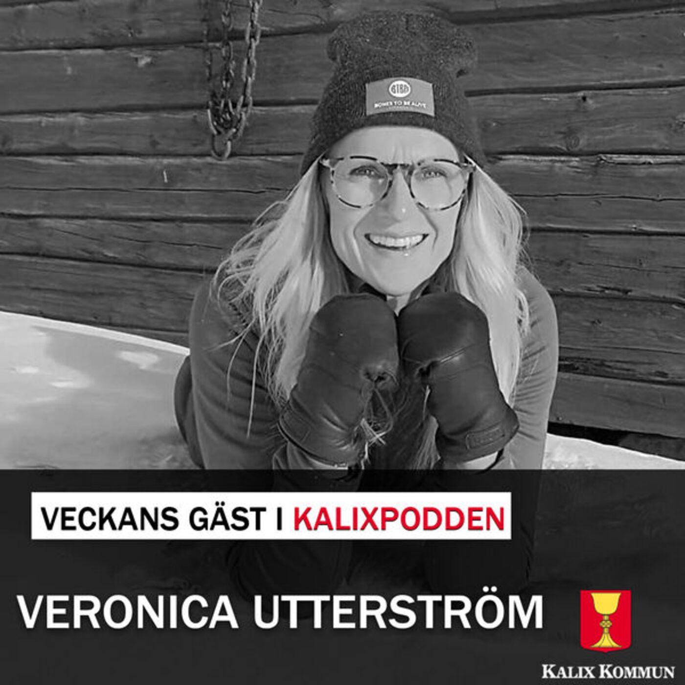 Veronica Utterström, om ungdomsprojekt Be U Star☆