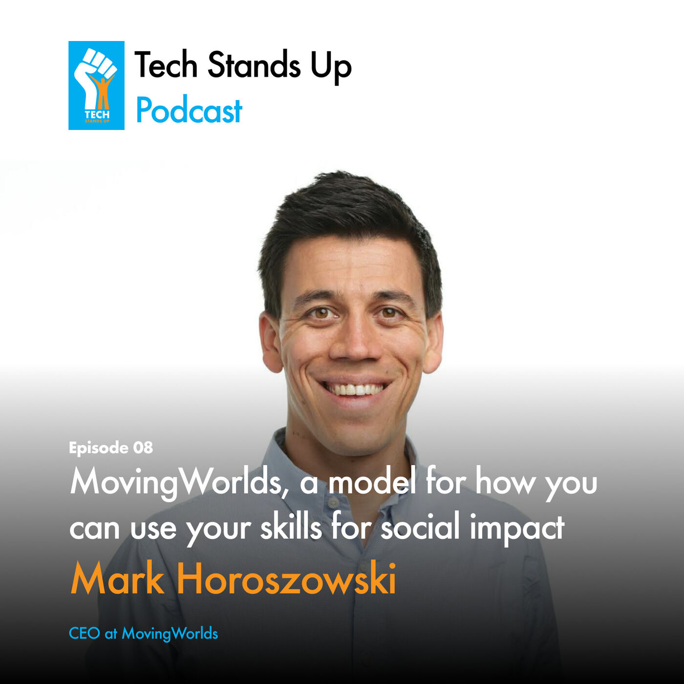 Mark Horoszowski: MovingWorlds, a model for how you can use your skills for social impact