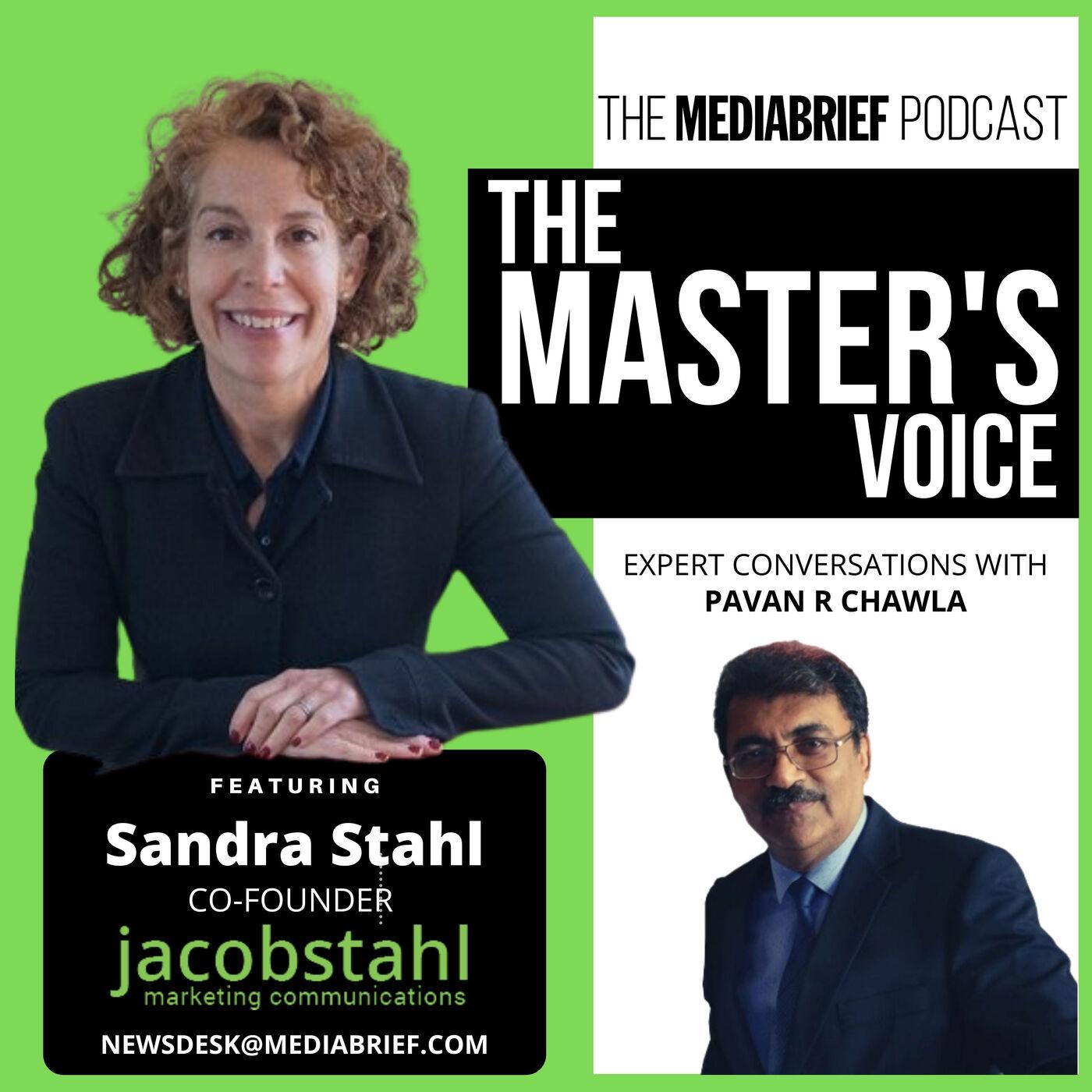 PODCAST | Sandra Stahl of jacobstahl New York shares insights on communication