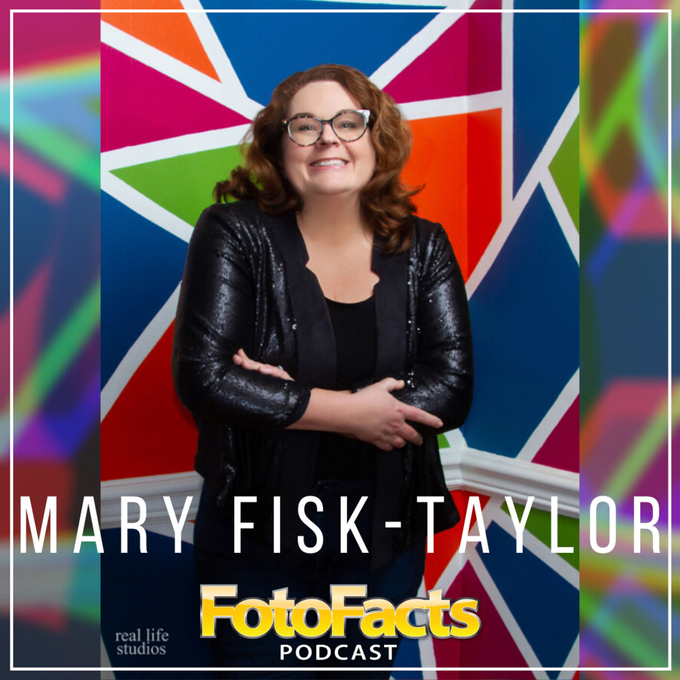 """""""You Get What You Ask For"""" with Mary Fisk-Taylor"""