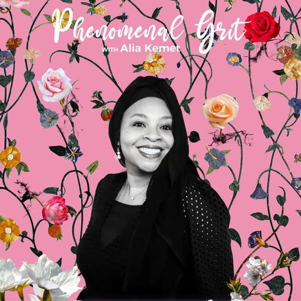 Phenomenal Grit, Career Conversations for Women of Color Podcast Artwork Image