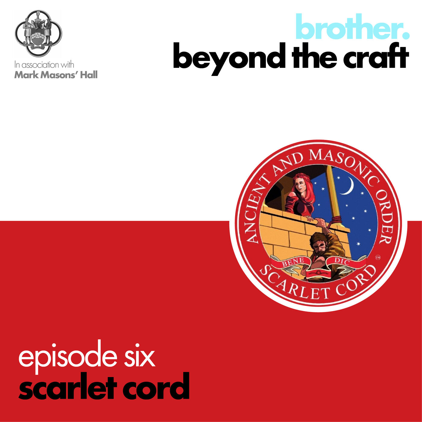 Brother: Beyond the Craft - Scarlet Cord