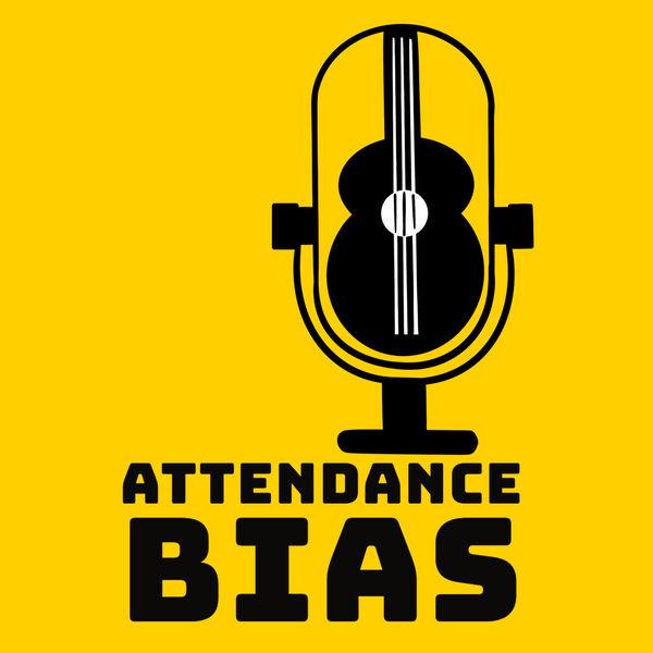 Attendance Bias Podcast Artwork Image