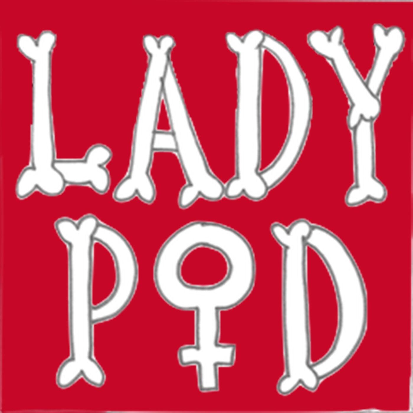 LadyPod podcast show image