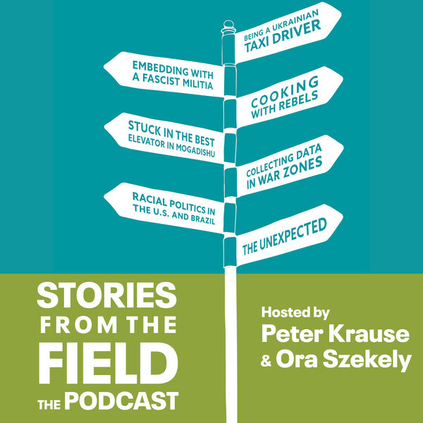Stories from the Field Podcast Artwork Image