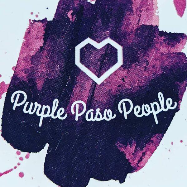Purple Paso People Podcast Artwork Image