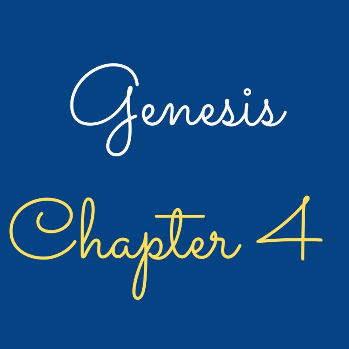 "Genesis 4 ""Vengeance"" - #49"