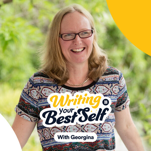 Writing Your Best Self Podcast Artwork Image