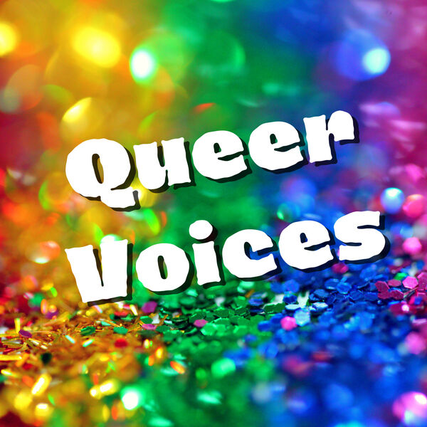 Queer Voices Podcast Artwork Image