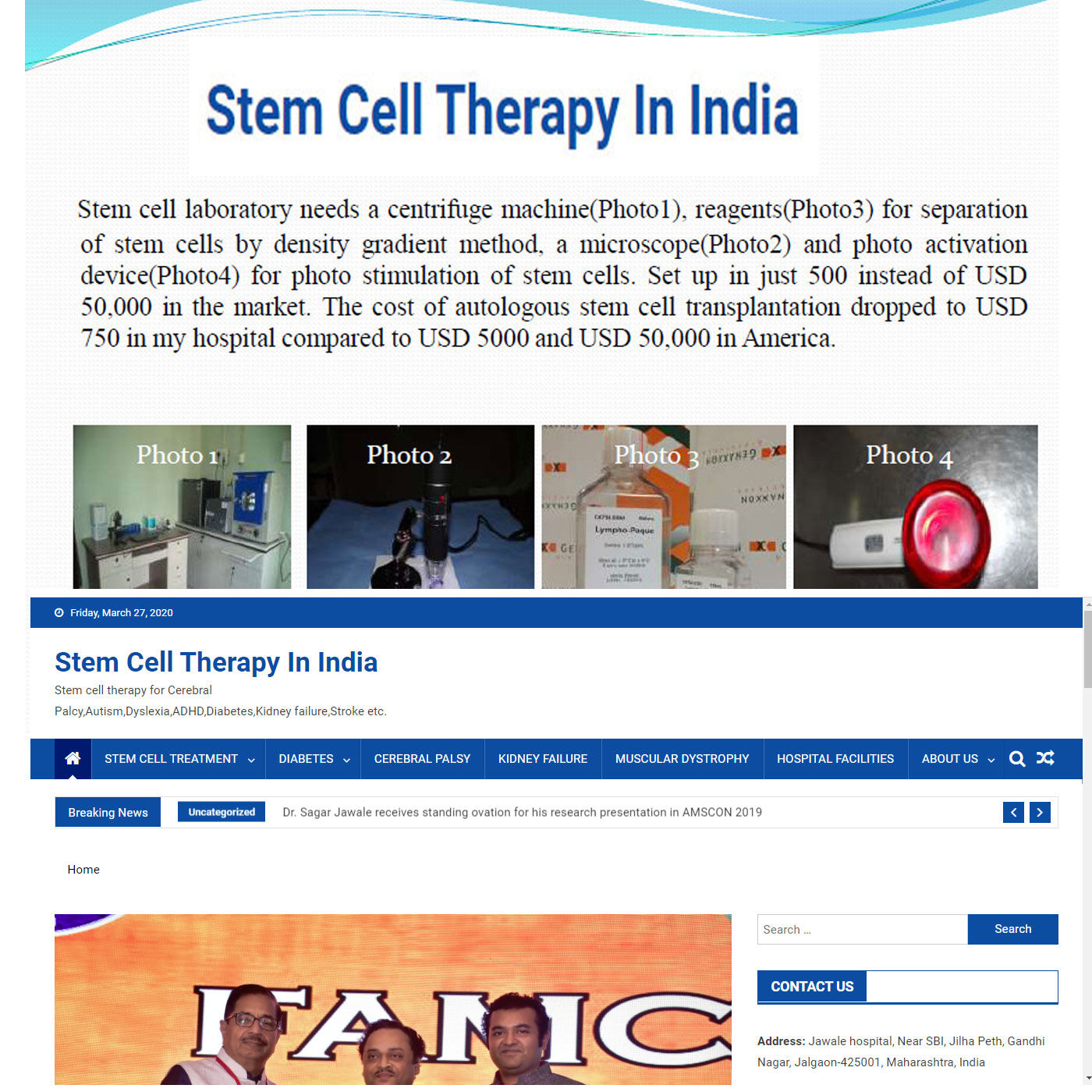 Stem Cell Therapy In India Podcast Podtail