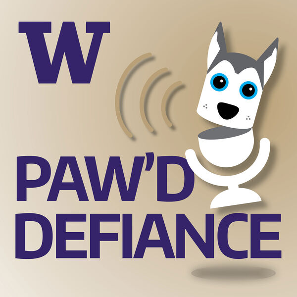 Paw'd Defiance Podcast Artwork Image