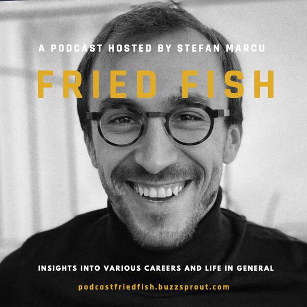 Podcast Fried Fish Podcast Artwork Image