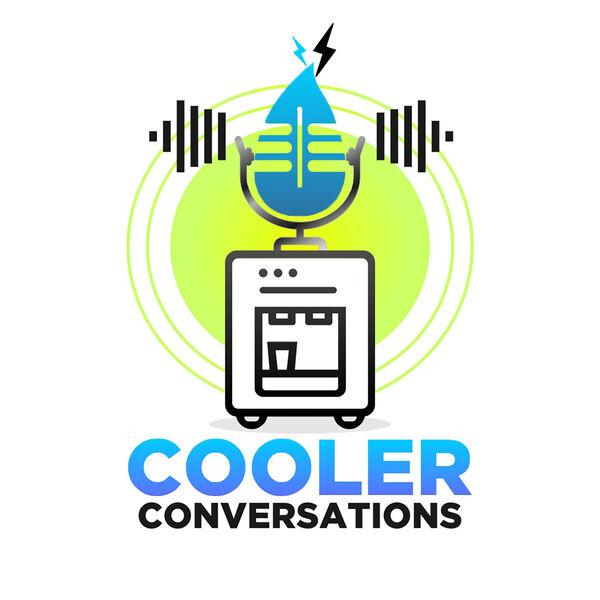 Cooler Conversations Podcast Artwork Image