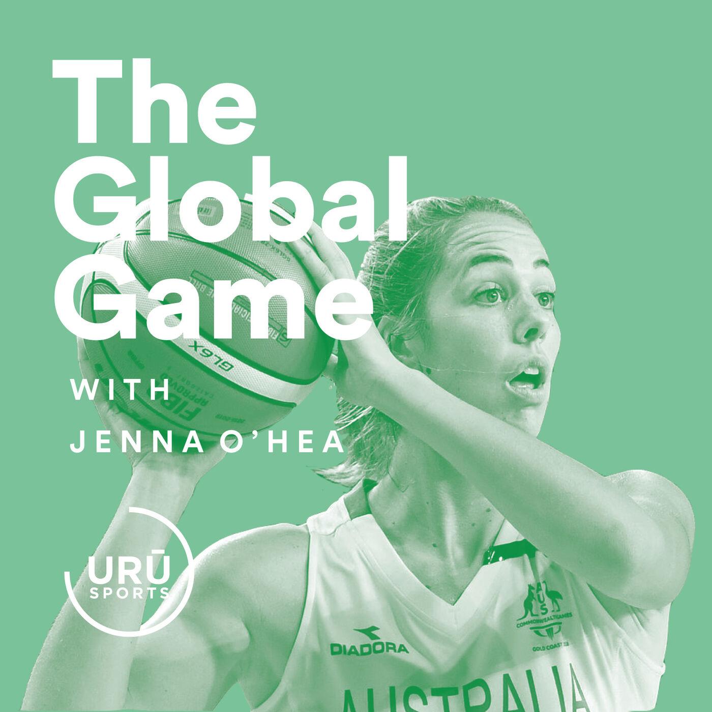 Jenna O'Hea | Olympic Legend Goes Global
