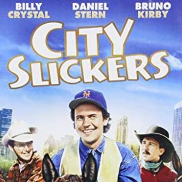 City Slickers Minute Podcast Artwork Image