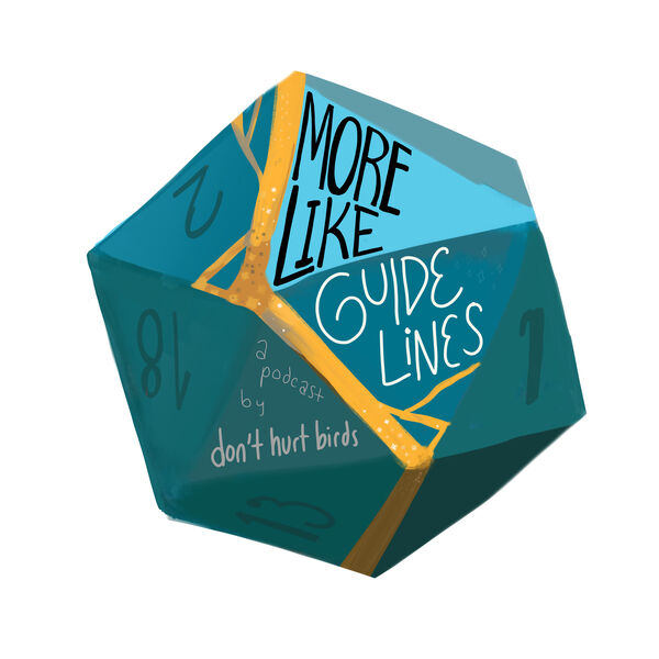 More Like Guidelines Podcast Artwork Image