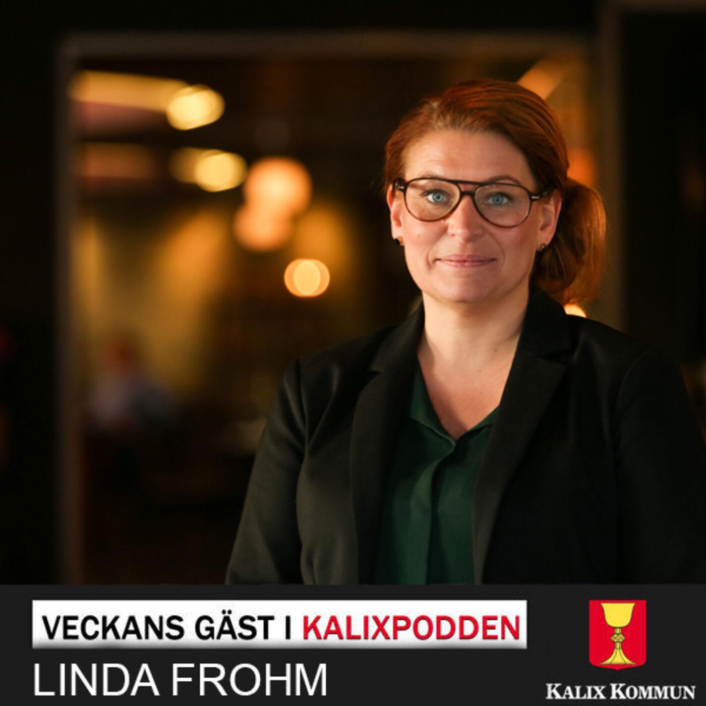 Linda Frohm - Politiker och entreprenör