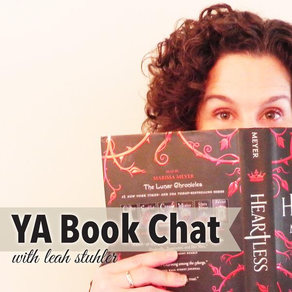 YA Book Chat Podcast Artwork Image