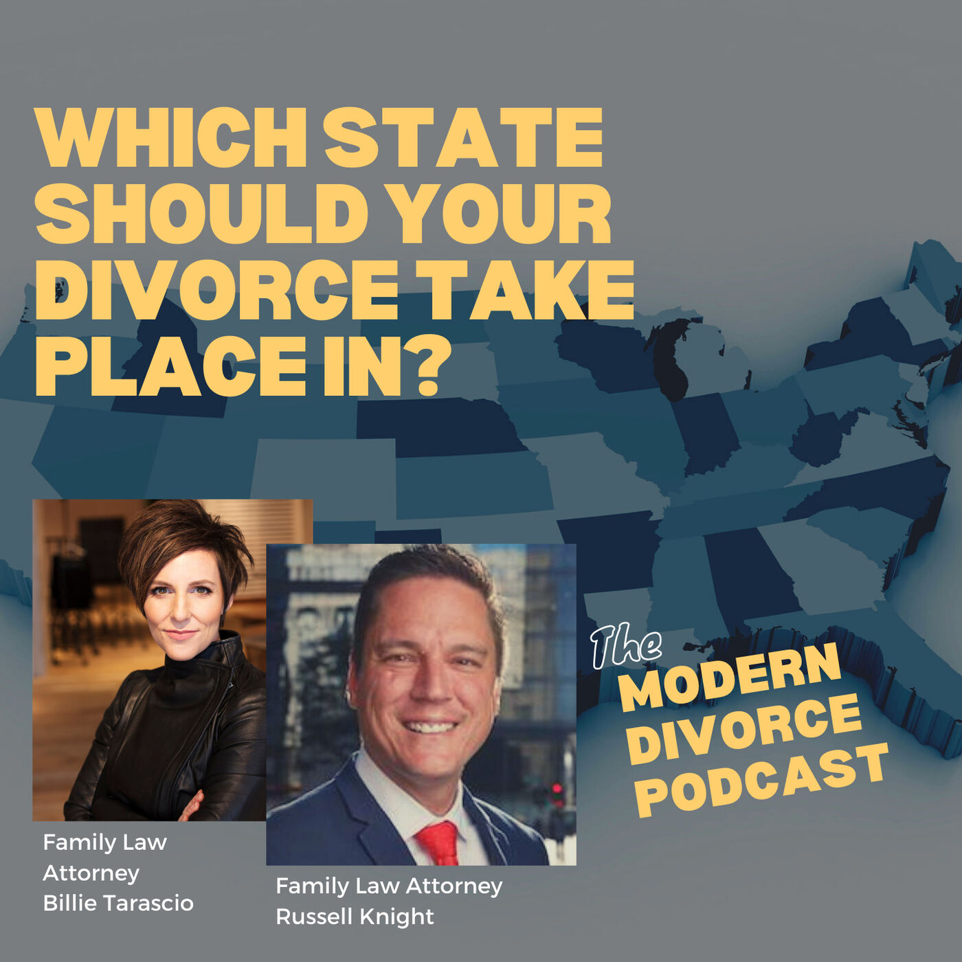 Which state or jurisdiction should you divorce in?