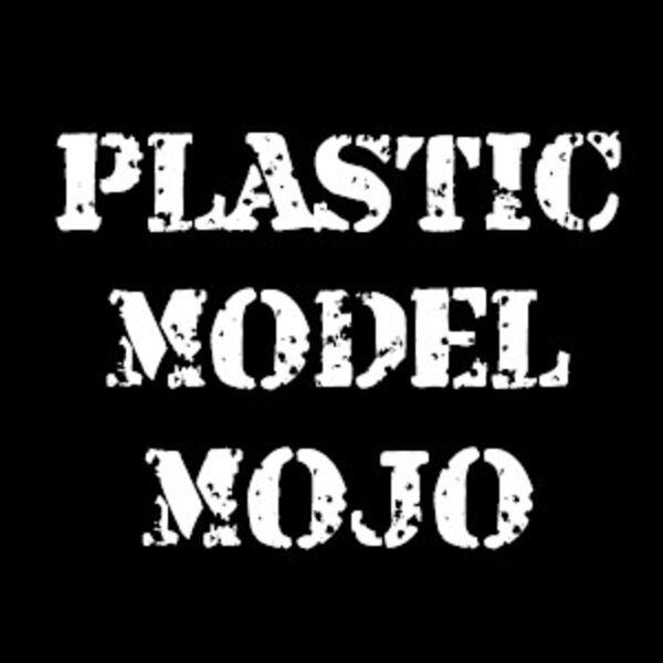 Plastic Model Mojo Podcast Artwork Image